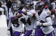 Senza storia (Baltimore Ravens vs Washington Football Team 31-17)