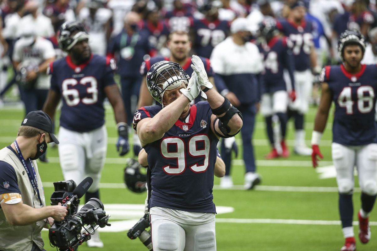 Free Agency Watch: J.J. Watt