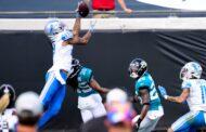 Jaguars smarriti, Lions padroni (Detroit Lions vs Jacksonville Jaguars 34-16)