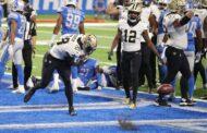 Rimonta di corsa (New Orleans Saints vs Detroit Lions 35-29)