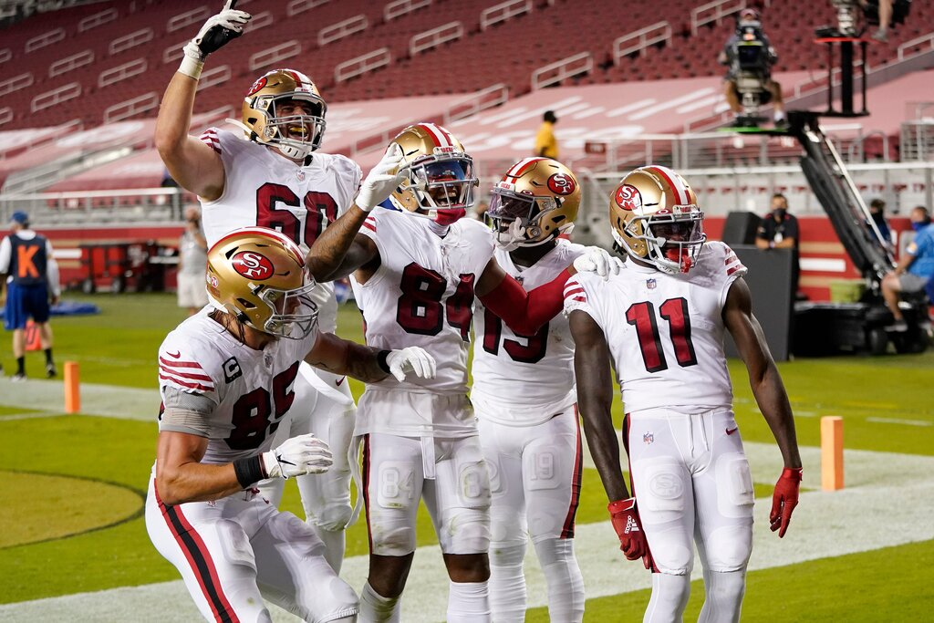 Flashback! (Los Angeles Rams vs San Francisco 49ers 16-24)