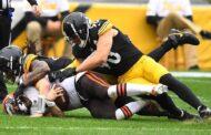 Il ritorno della Steel Curtain (Pittsburgh Steelers vs Cleveland Browns 38-7)