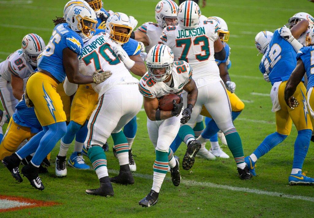Tre vittorie per Tua (Los Angeles Chargers vs Miami Dolphins 21-29)