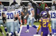 Ascensori negli scantinati (Dallas Cowboys vs Minnesota Vikings 31-28)