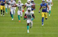 L'esordio di Tua Tagovailoa (Los Angeles Rams vs Miami Dolphins 17-28)