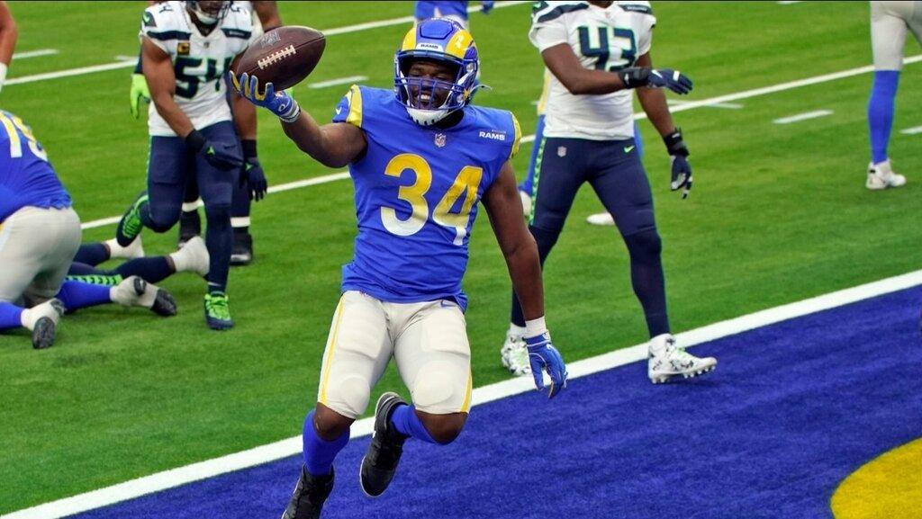 Primi nella Division (Seattle Seahawks vs Los Angeles Rams 16-23)