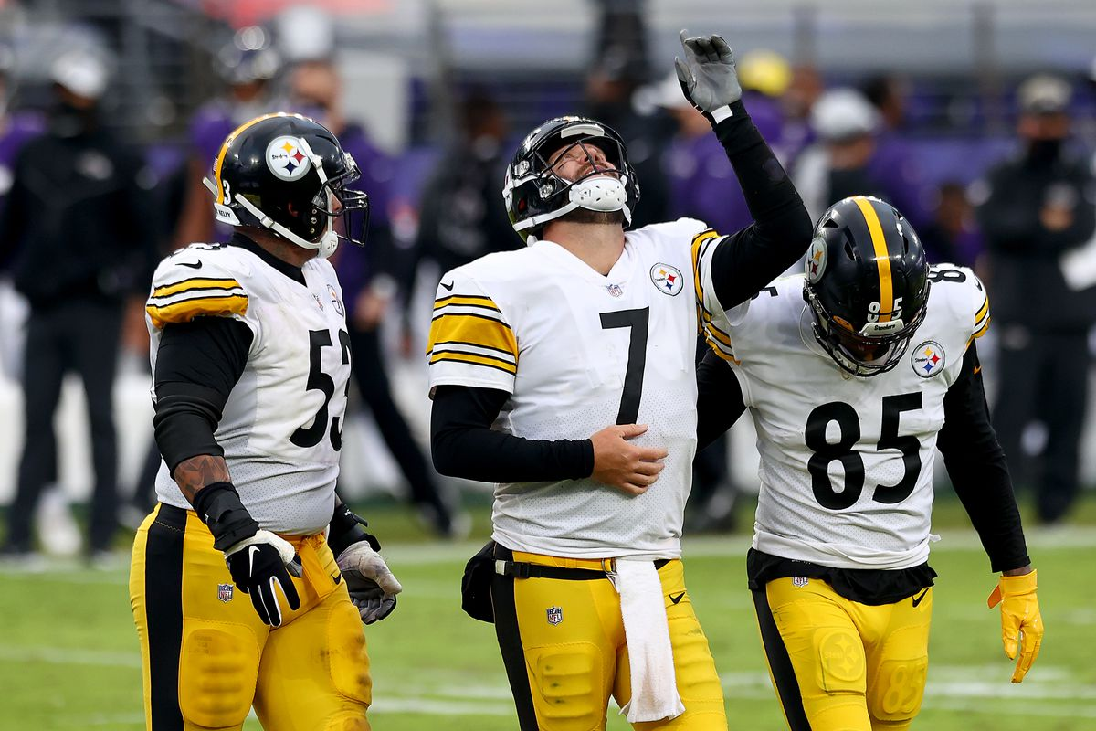 Sette volte Steelers (Pittsburgh Steelers vs Baltimore Ravens 28-24)
