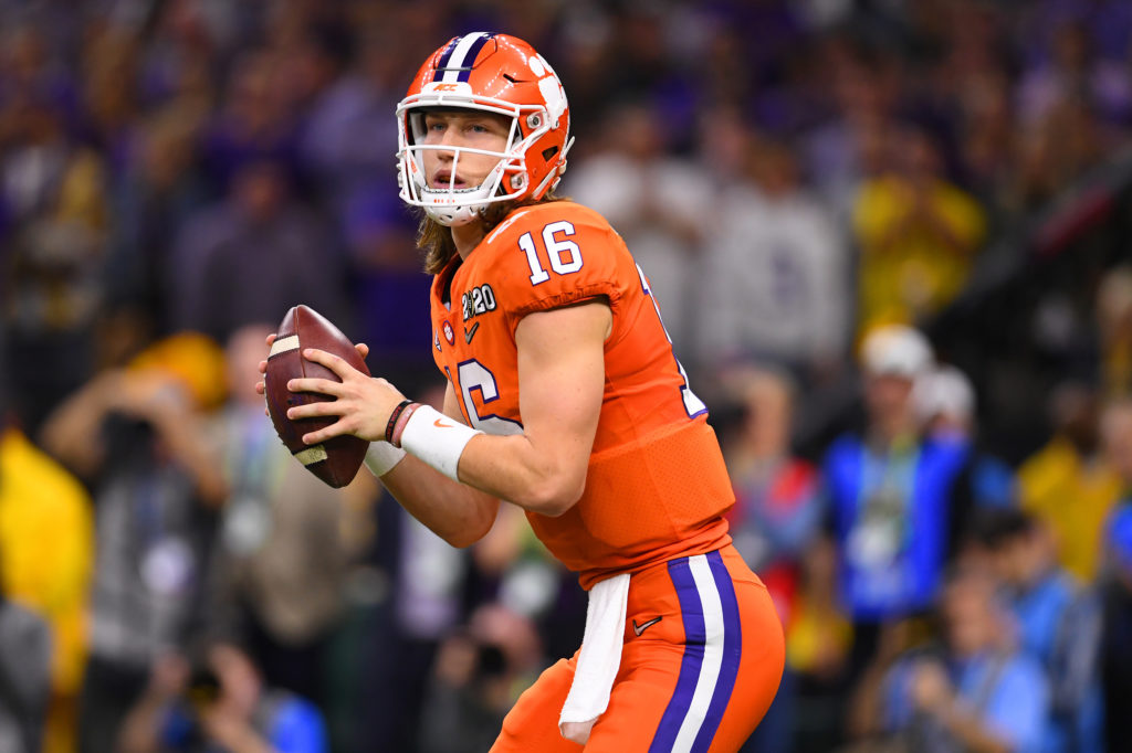 Trevor Lawrence, the next big thing