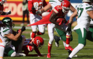 In scioltezza (New York Jets vs Kansas City Chiefs 9-35)