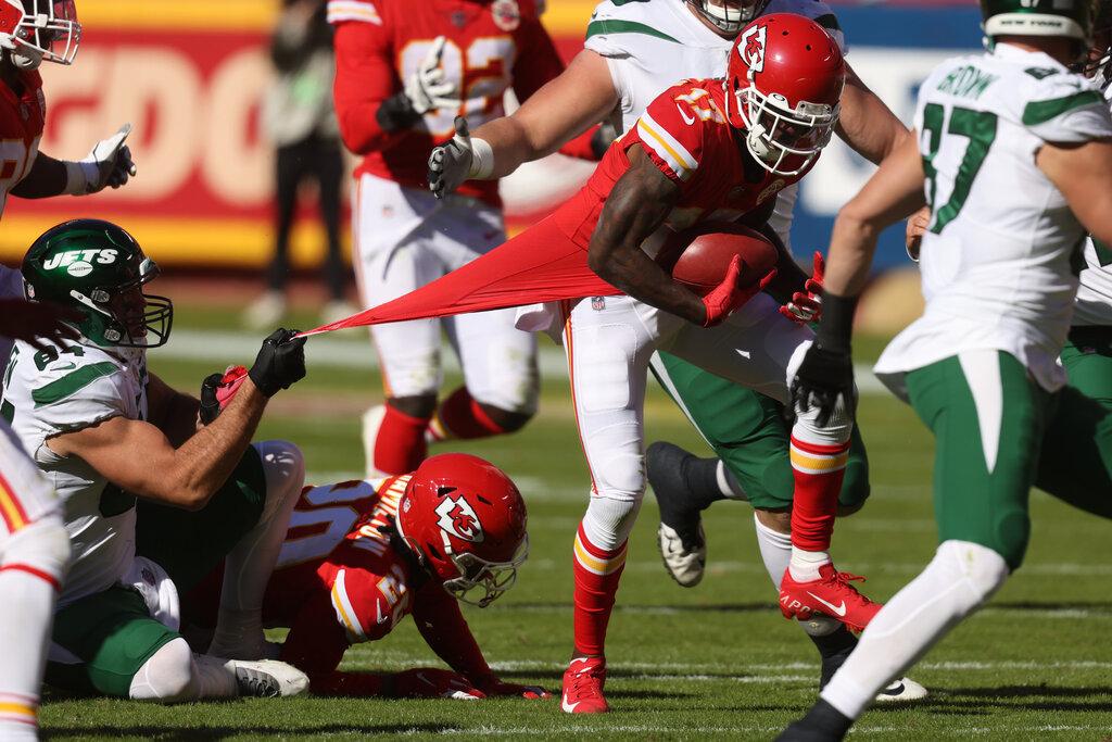In scioltezza (New York Jets vs Kansas City Chiefs 9-35)