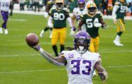 Cook infermabile (Minnesota Vikings vs Green Bay Packers 28-22)