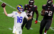 Goff spiritato (Los Angeles Rams vs Tampa Bay Buccaneers 27-24)