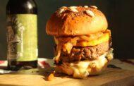 Hamburger con zucca e gorgonzola