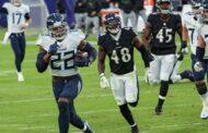 Il dominio del re (Tennessee Titans vs Baltimore Ravens 30-24)