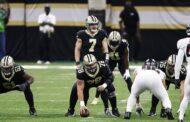 Taysom tuttofare (Atlanta Falcons vs New Orleans Saints 9-24)
