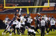 I Saints passano a Chicago (New Orleans Saints vs Chicago Bears 26-23)