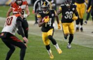 Obiettivo decima (Cincinnati Bengals Vs Pittsburgh Steelers 10-36)