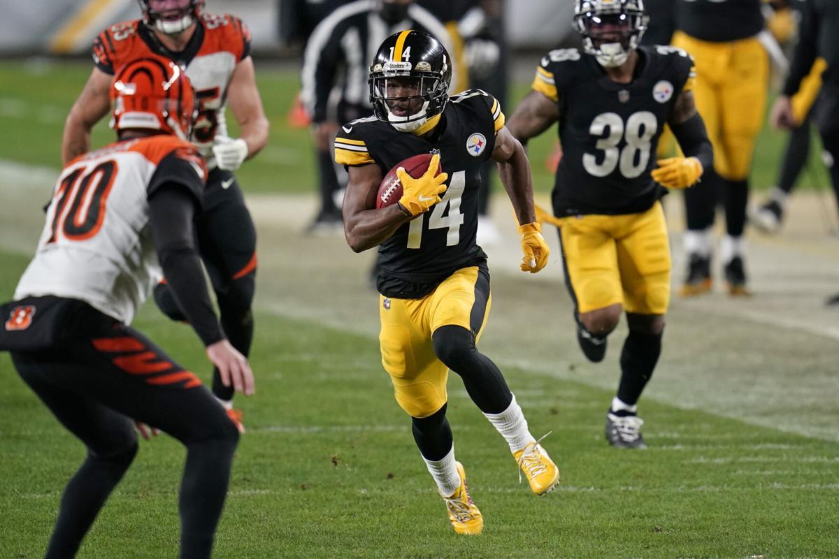 Obiettivo decima (Cincinnati Bengals Vs Pittsburgh Steelers 10-36)
