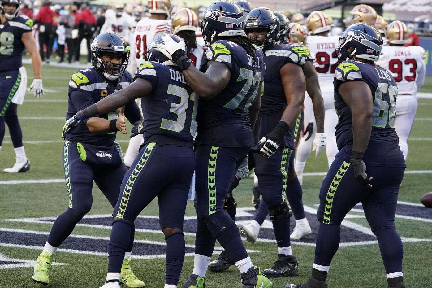 Wilson cucina: spezzatino di Niners! (San Francisco 49ers vs Seattle Seahawks 27-37)