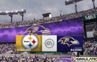 Huddle Simulations - Week 8: Pittsburgh Steelers vs Baltimore Ravens