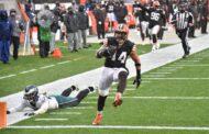 A vele spiegate (Philadelphia Eagles vs Cleveland Browns 17-22)