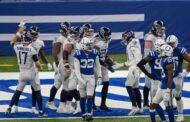 Primi nella Division (Tennessee Titans vs Indianapolis Colts 45-26)