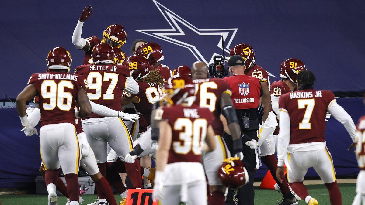 Washington mangia il tacchino (Washington Football Team vs Dallas Cowboys 41-16)