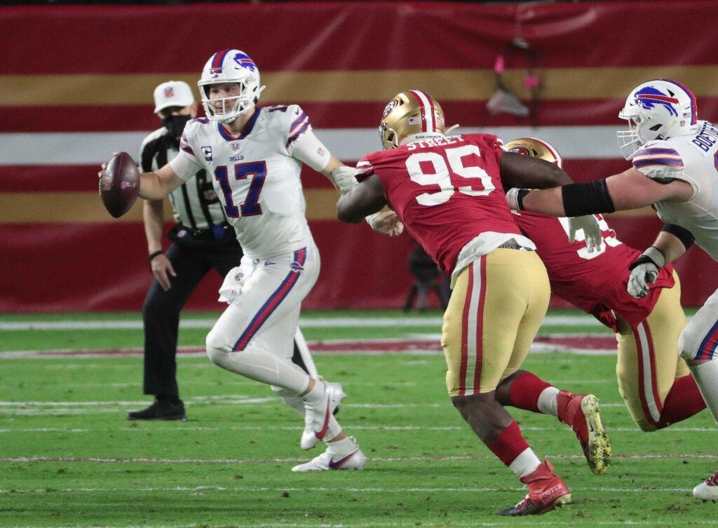 Vincenti e convincenti (Buffalo Bills vs San Francisco 49ers 34-24)