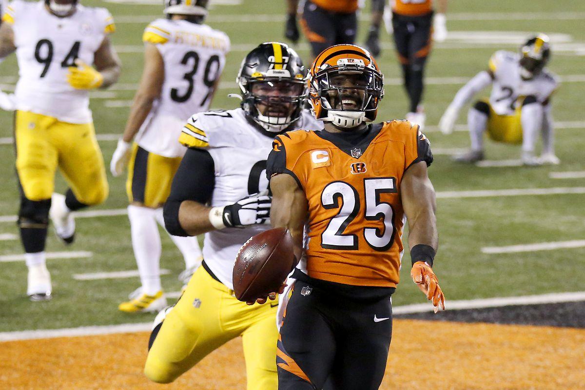 Tigre, divampante furore (Pittsburgh Steelers vs Cincinnati Bengals 17-27)
