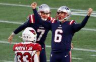 Folk allo scadere per la vittoria (Arizona Cardinals vs New England Patriots 17-20)