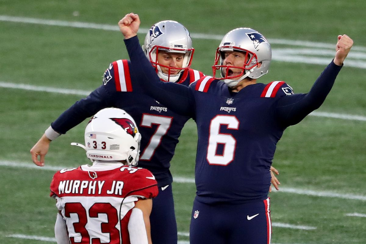 Folk allo scadere per la vittoria (Arizona Cardinals vs New England Patriots 17-20)
