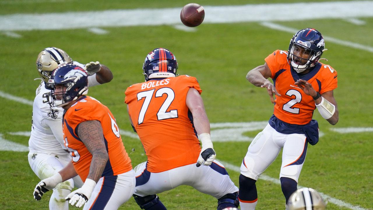 I Denver Broncos e un weekend di straordinaria follia