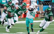 Agli antipodi (Miami Dolphins vs New York Jets 20-3)