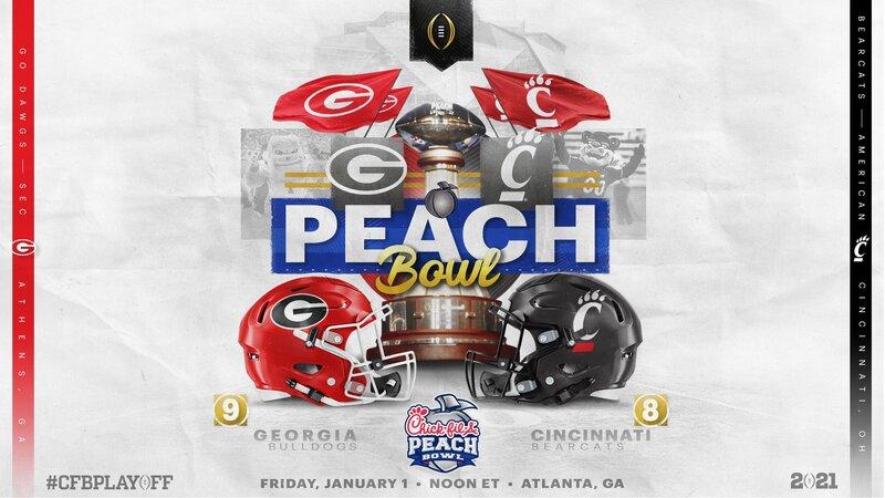 Peach Bowl 2020