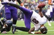 La Serra di Huddle: l'attacco sta tradendo i Baltimore Ravens