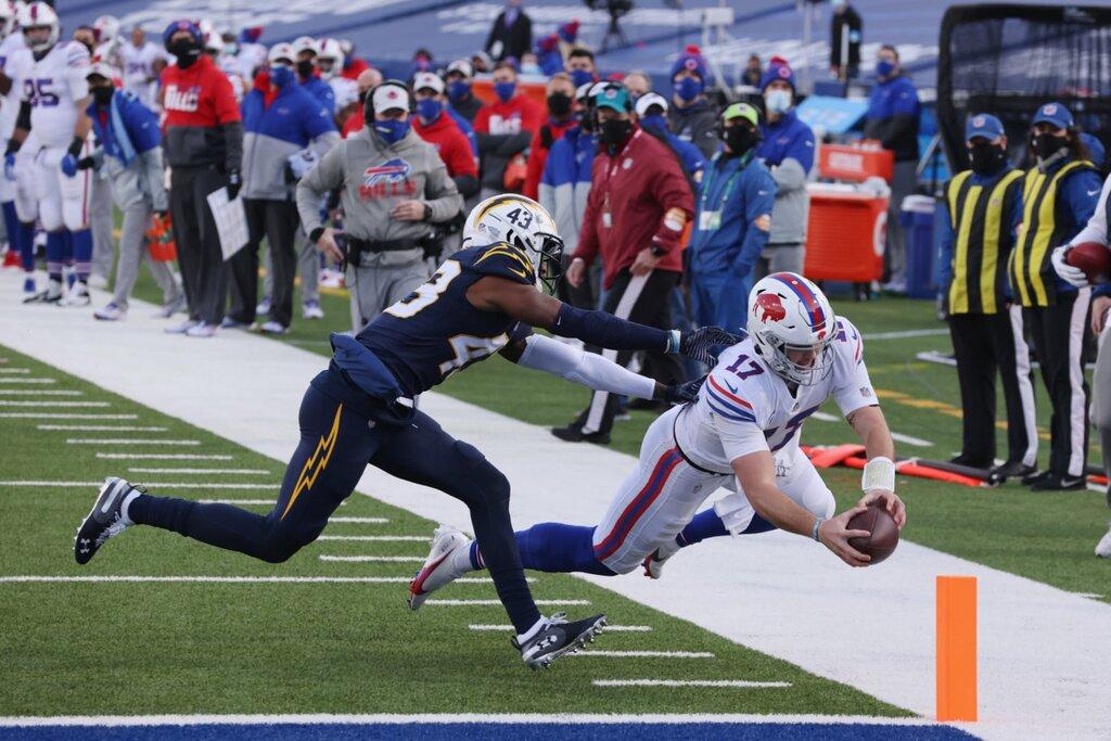 Ritorno alla vittoria (Los Angeles Chargers vs Buffalo Bills 17-27)