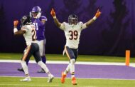 I Bears sono ancora vivi! (Chicago Bears vs Minnesota Vikings 33-27)