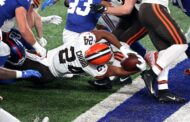 Browns verso i playoffs (Cleveland Browns vs New York Giants 20-6)