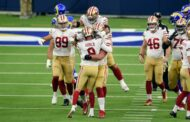 Field Gould (San Francisco 49ers vs Los Angeles Rams 23-20)