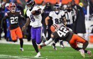 La partita dell'anno (Baltimore Ravens vs Cleveland Browns 47-42)