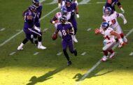 Playoff dietro l'angolo (New York Giants vs Baltimore Ravens 13-27)