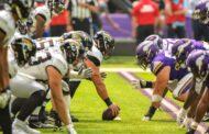 Ciapa no... (Jacksonville Jaguars vs Minnesota Vikings 24-27)
