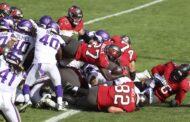 Wild card in anticipo (Minnesota Vikings vs Tampa Bay Buccaneers 14-26)