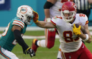 Vittoria sofferta (Kansas City Chiefs vs Miami Dolphins 33-27)