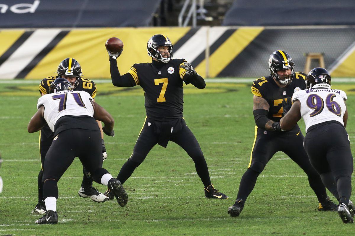 Covid-Bowl (Baltimore Ravens Vs Pittsburgh Steelers 14-19)