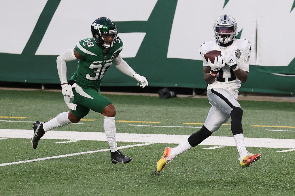T(h)ank you Jets! (Las Vegas Raiders vs New York Jets 31-28)