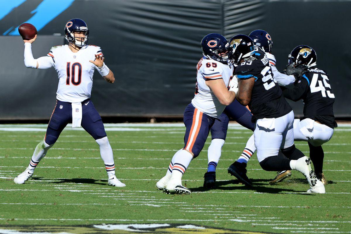 Padroni del proprio destino (Chicago Bears vs Jacksonville Jaguars 41-17)