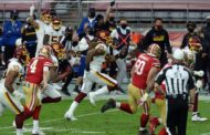 Per un posto ai Playoff (Washington Football Team vs San Francisco 49ers 23-15)