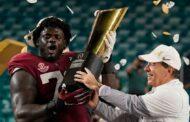 NCAA Championship: La settima meraviglia di Saban