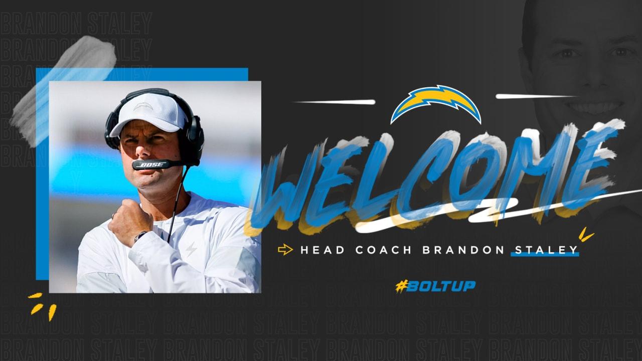Brandon Staley è il nuovo Head Coach dei Los Angeles Chargers